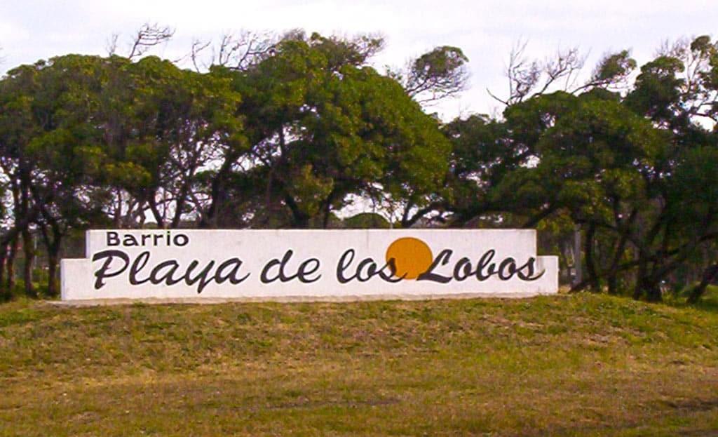 Barrio Playa Los Lobos. Chapadmalal. Mar del Plata